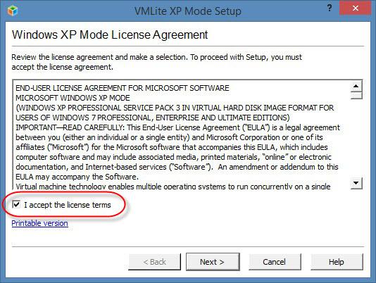 Descargar windows xp mode softonic
