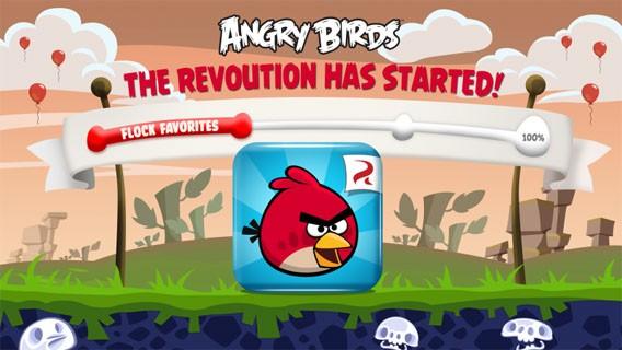 Angry Birds: Flock Favorites bringt 15 neue Level und die Revolution der Riesen-Vögel