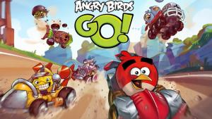 Angry Birds Go! jetzt mit Wettrennen im Mehrspieler-Modus