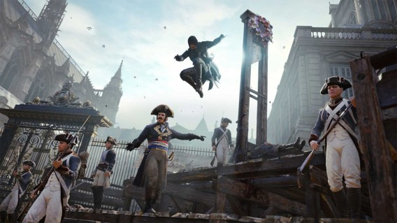 Assassin's Creed: Unity: Neuer Trailer zeigt die Templerin Elise