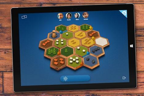 Catan Anytime: Die Siedler von Catan als kostenloses Browserspiel von Microsoft