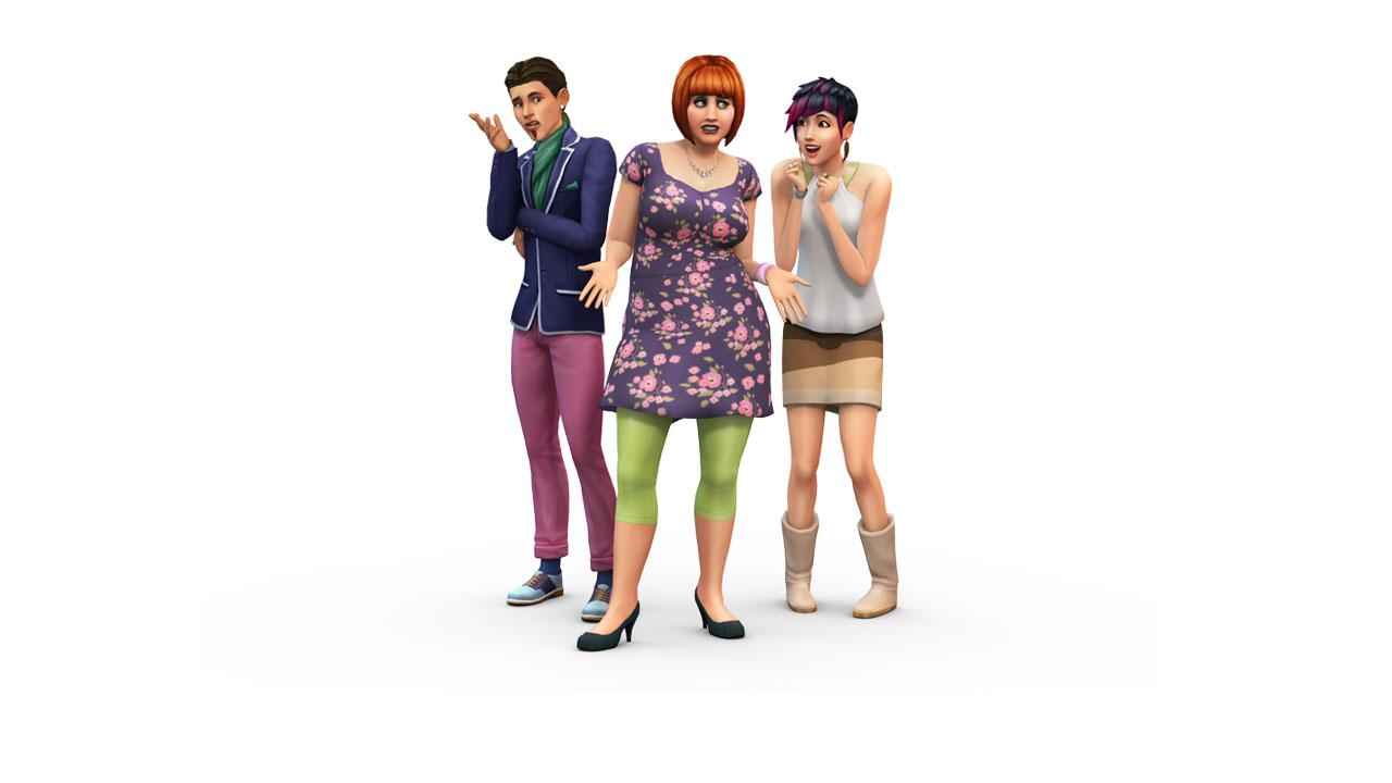 Die Sims 4 Mit Der Demo Version Von Erstelle Einen Sim Schon Jetzt
