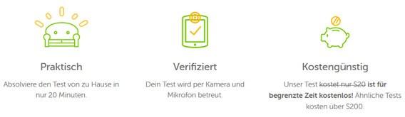 Duolingo: Die kostenlose Lernapp ermöglicht Sprachschülern den Erwerb günstiger Sprachzertifikate