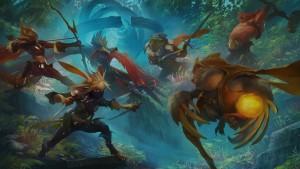 Fates Forever ist die iPad-Version des Mehrspieler-Kampfspiels League of Legends