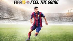 FIFA 15: Messi ist auch dieses Jahr der Coverstar des Spiels
