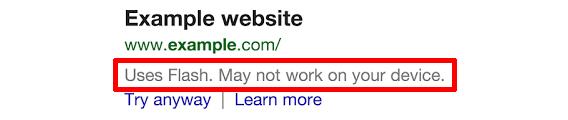 Google-Suche: Smartphone-freundliche Internetseiten werden markiert