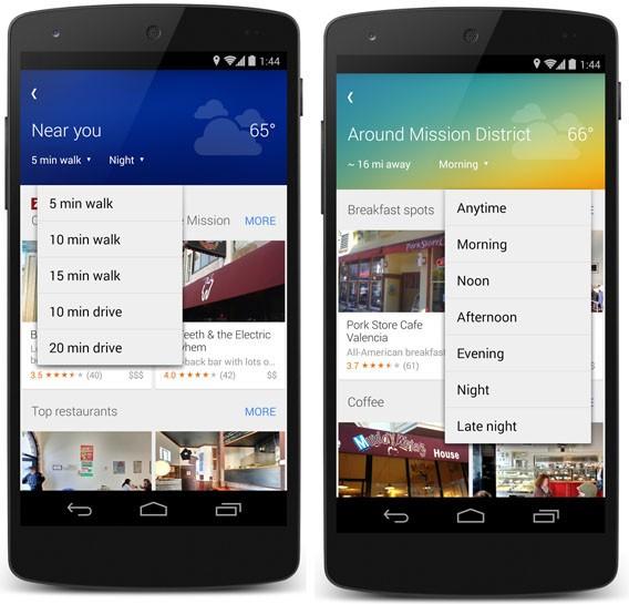 Google Maps: Neuer Button zum Erkunden der Umgebung für Android und iOS