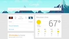Google Now: Mit der Google Suche direkt im Browser Erinnerungen erstellen
