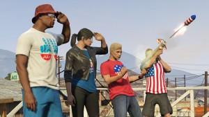 GTA5 Online: Das kostenlose Independence Day-Special bringt ein Feuerwerk an neuen Spielinhalten