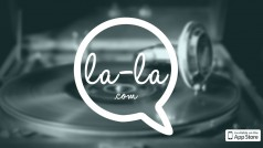 Musik statt WhatsApp: Die Messenger-App La-La verschickt Songschnipsel statt Text