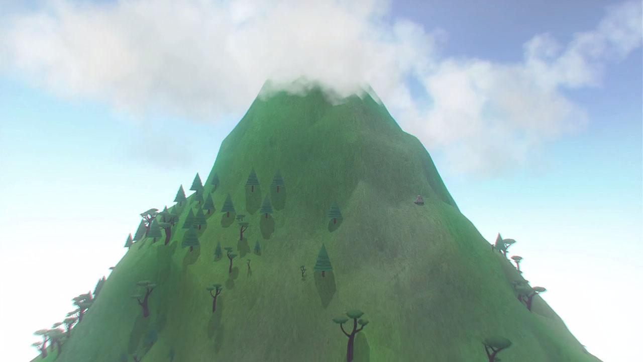 Mountain: Entspannung statt Interaktion mit dem eigenwilligen Bergsimulator