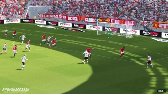 PES 2015: Pro Evolution Soccer für PC beinhaltet In-App-Käufe und erscheint im Herbst
