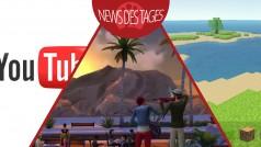 News des Tages: YouTube-Kommentare, Minecraft-Klon iLands, Die Sims 4
