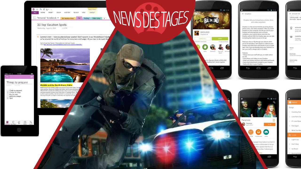 News des Tages: Windows One, Google Play Store, Battlefield Hardline