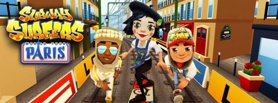 Subway Surfers: Das Paris-Update des Spiels bringt ein neues Teleporter-Board