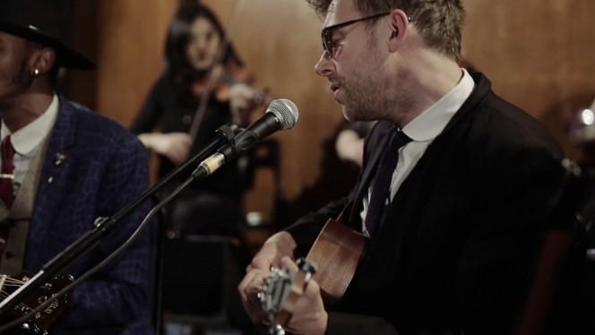 WeTransfer: Videoreihe The Creative Class zeigt das Schaffen von Damon Albarn und anderen Künstlern