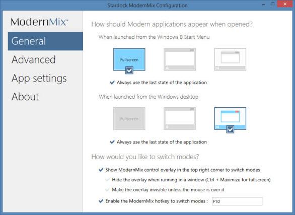 Interface do ModerMix