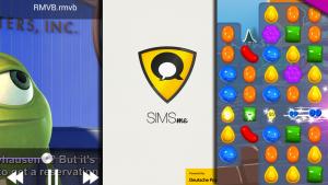 Android-Hits der Woche: Candy Crush Saga, sicherer Messenger und eine flexible Video-App