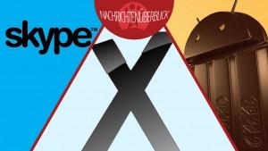 News des Tages: Heiraten in Die Sims 4, Skype jetzt doch für OS X Leopard und Android 4.4-Update für Sony-Smartphones