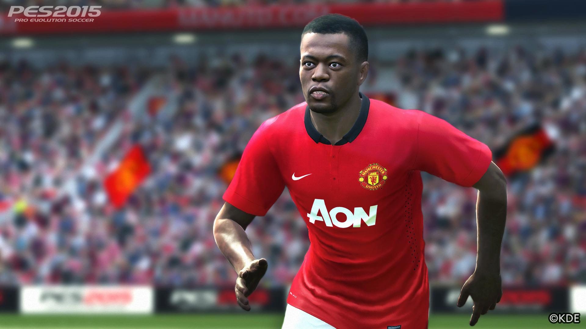 PES 2015: Die neue Ausgabe der Fußball-Simulation Pro Evolution Soccer erscheint am 13. November 2014