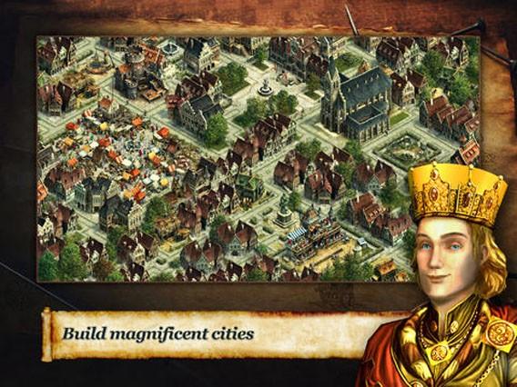 Anno: Erschaffe ein Königreich: Das Strategiespiel erscheint für iPad