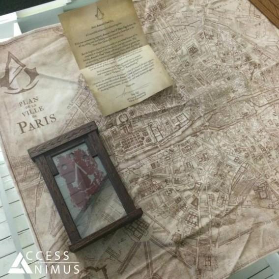 Assassin's Creed: Unity: Ubisoft enthüllt die vollständige Karte von Paris im Spiel