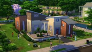 Die Sims 4: Video zeigt die Funktion der Übersichtskarte und den Wechsel zwischen unterschiedlichen Orten