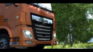 Euro Truck Simulator 2: Der neue DAF XF Euro 6-Truck kommt im September
