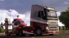 Euro Truck Simulator 2: Update auf Version 1.12 und neue Spielerweiterung für Schwertransporte