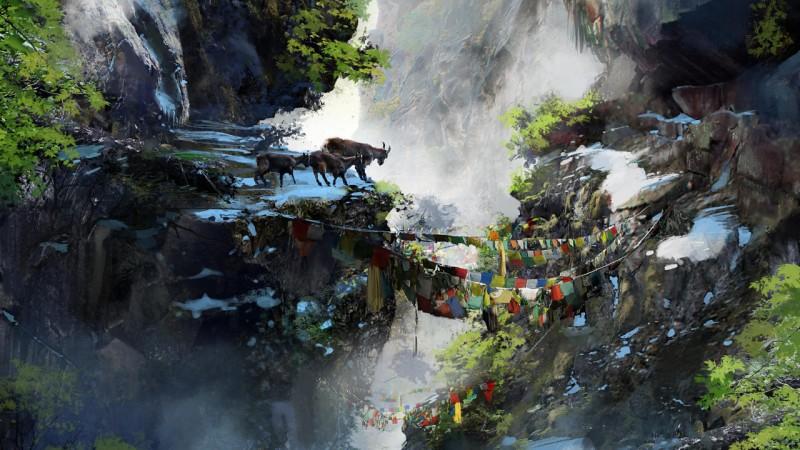 Far Cry 4: Neue Details zum Online-Koop-Modus