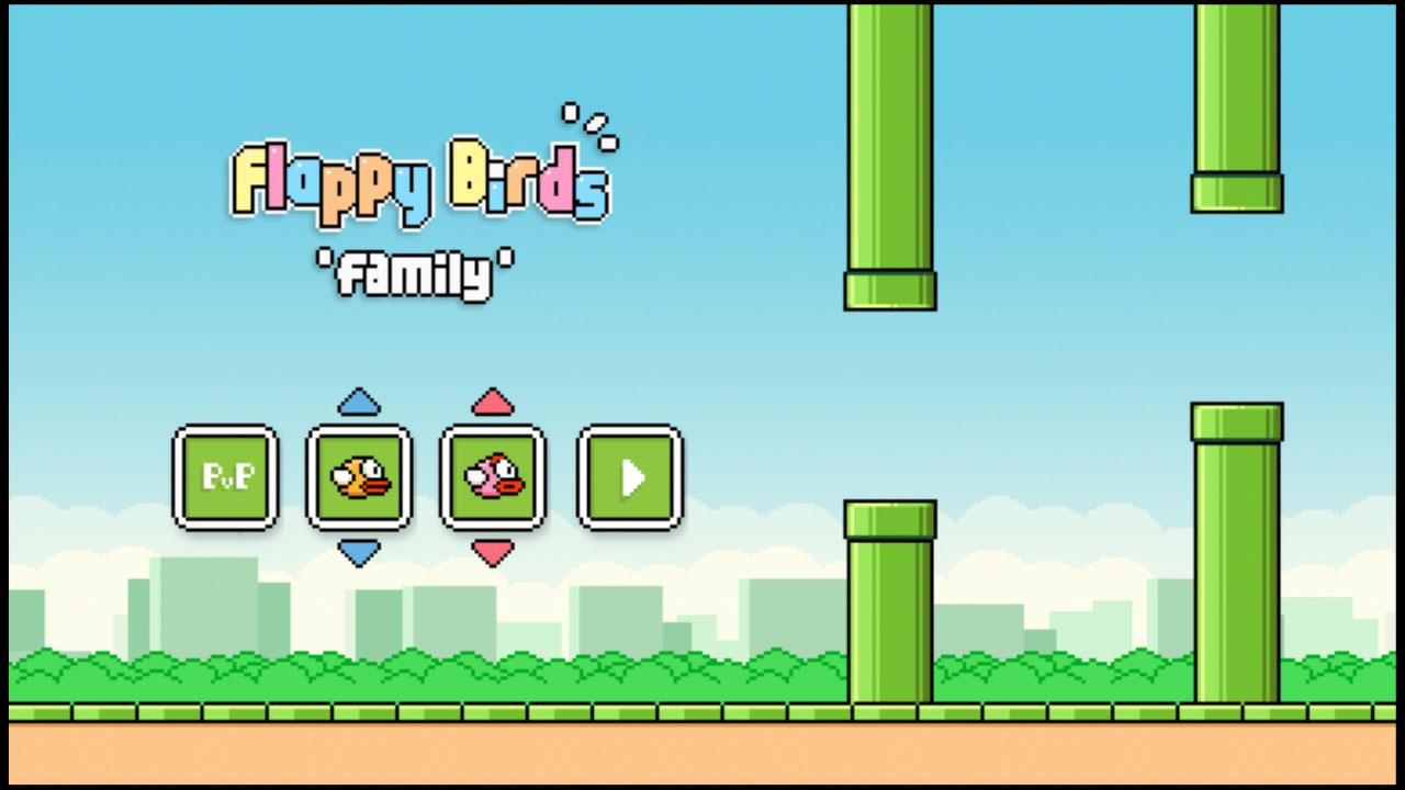 Flappy Birds Family: Flappy Bird kehrt als Neuauflage mit Mehrspieler-Modus zurück