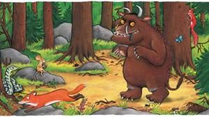 Gruffalo: Games bietet Minispiele für Kinder mit dem beliebten Grüffelo-Monster