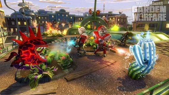 Plants vs. Zombies Garden Warfare: Der Online-Shooter lässt sich drei Tage lang kostenlos spielen