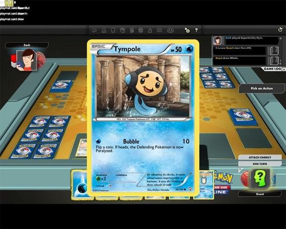 Pokémon Trading Card Game Online: Das kostenlose Kartenspiel erscheint in Kürze auf für iPad