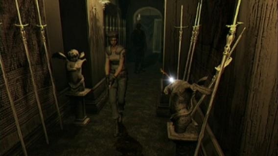 Resident Evil: Grafikvergleich von Resident Evil HD mit der Wii-Version des Originals