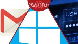 News des Tages: Windows 9 Ein-Klick-Update, Gmail-Hack, Angriff auf Spiele-Server