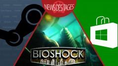 News des Tages: Microsoft entfernt irreführende Apps, Steam-Update, BioShock für iOS
