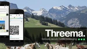 Threema: Update für Android mit Mediengalerie und neuen Kontakt-Funktionen