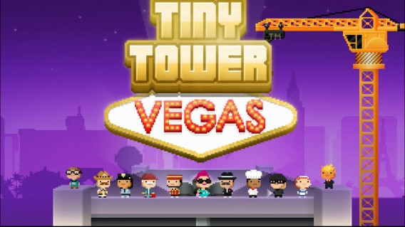Poker tiny tower