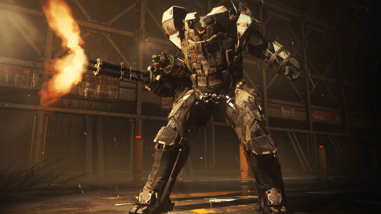 Call of Duty: Advanced Warfare: Video mit Details zum Mehrspieler-Modus mit Kampfanzug