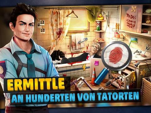 Criminal Case: Das auf Facebook erfolgreiche Abenteuerspiel ist kostenlos für iOS erhältlich