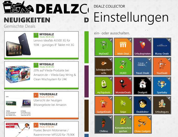 dealz_collector