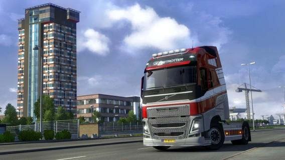 Euro Truck Simulator 2: Erste Bilder der Skandinavien-Spielerweiterung