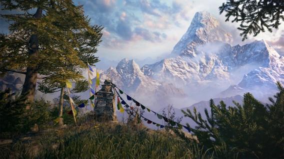Far Cry 4: Neuer Trailer zeigt Elefanten als Kampfmaschinen im Egoshooter