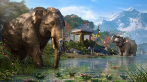 Far Cry 4: Neuer Trailer zum Egoshooter zeigt Elefanten als Kampfmaschinen