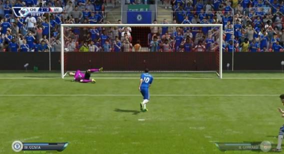 FIFA 15: Fehler der Torlinientechnik in der spielbaren Demo und neues Video