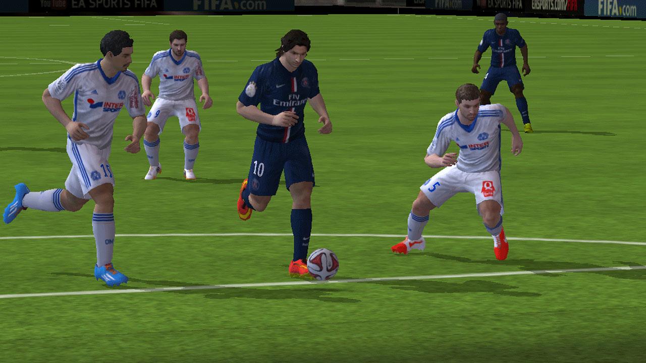 FIFA 15 Ultimate Team: EA Sports hat die kostenlose Begleit-App für Android, iOS und Windows Phone veröffentlicht