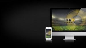 FIFA 15: Nach Verzögerungen ist die FIFA 15 Ultimate Team Web-App mit Transfermarkt gestartet