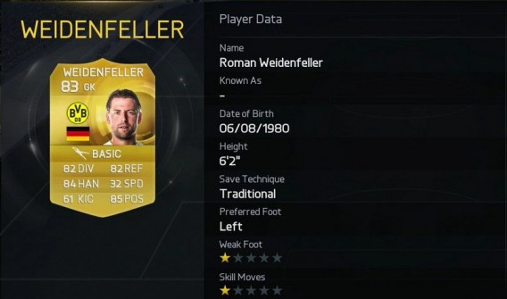 FIFA 15: Top-Spieler der europäischen Ligen und Ultimate Team ohne Tausch-Angebote