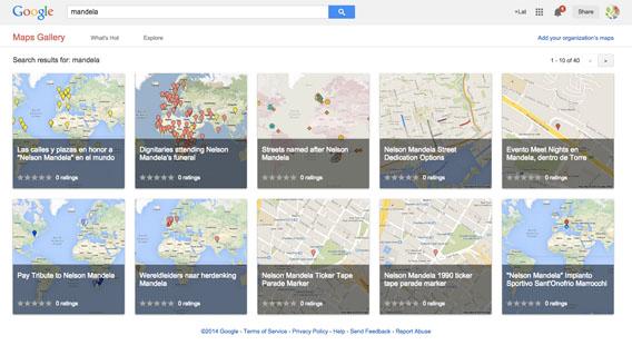 Google Maps: Mit My Maps steht die Funktion Meine Karten für eigene Routen und Übersichten wieder zur Verfügung